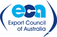 The Export Council of Australia (ECA) is the peak industry body for the Australian export community. Owned by its members and steered by a Board and a Council of Industry specialists, the ECA is a not-for-profit organisation that has the development of Australia's resources via the promotion of Australian industry in international markets as its primary goal. The ECA represents all exporters: large, medium and small.
